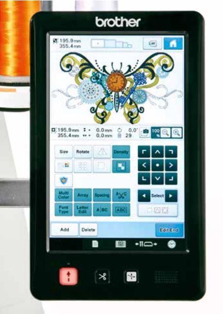 Touchscreen-mit-10-1-Zoll