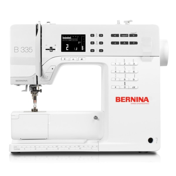 Bernina 335 SOFORTVERSAND!