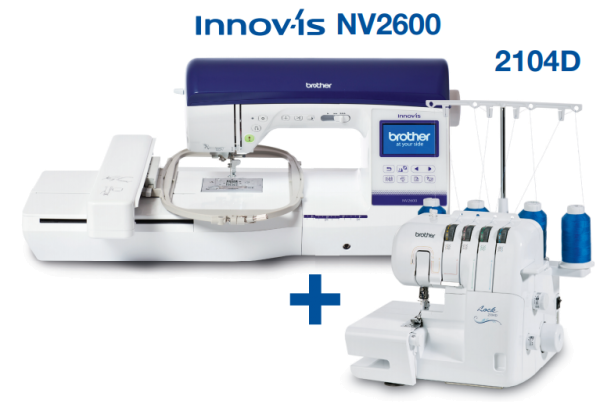 Innov-is NV2600 Brother Sales Week