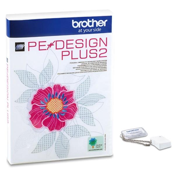 Brother PE-Design Plus 2 (Windows 8-10)