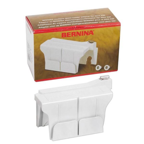 Bernina Adapter für Mehrfachgarnrollenhalter