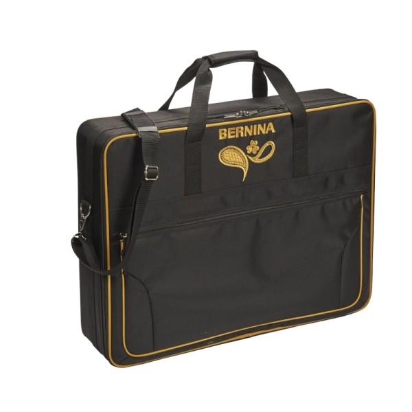 BERNINA XL Stickmodultasche 125 Jahre (schwarz-gold)