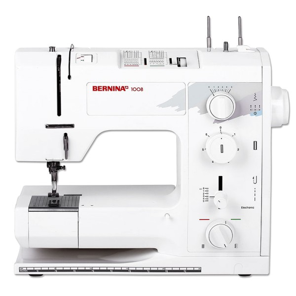 Bernina 1008 - die mechanische Klassikerin