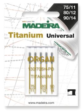Madeira TITAN Universalnadel Stärke 80