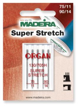 Madeira Super Stretch Nadel